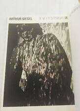 Arthur Siegel Retrospective: Vintage Photographs and Photograms 1937-1973