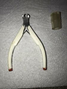 Lindstrom 7291 Close Face Copper Wire Cutters 0.35-1.25mm