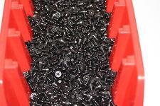 30 M3 3mm X 6mm Tornillos de Cabeza Avellanado Pernos Skt Pernos Allen negro de grado 10.9