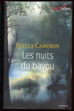 Livre Harlequin BEST/SELLERS..LES NUITS DU BAYOU..Roman suspense
