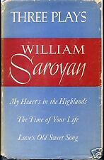 TIME OF YOUR LIFE - SIGNED BY WILLIAM SAROYAN TO ARTIE SHAW - THE GREAT MUSICIAN
