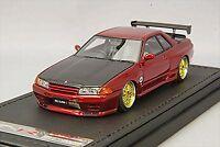 ignition model 1/43 Nissan Skyline GT-R Nismo (R32) Red Resin Model IG0962