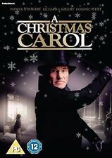 A Christmas Carol (DVD) Patrick Stewart, Richard E. Grant, Dominic West