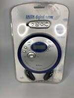 Portable CD Player AUDIOPHASE
