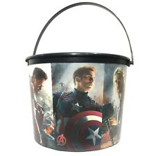 Marvel Avengers Age of Ultron Theatres Movie Plastic Popcorn Bucket Cinemas