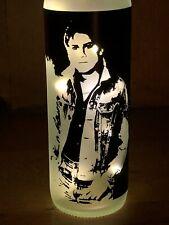 More details for shakin stevens led bottle light. a great music memorabilia item