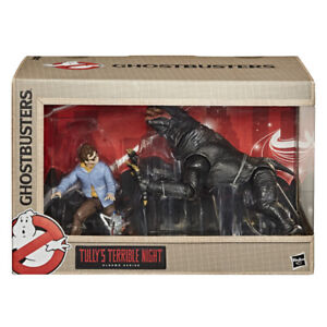Hasbro Pulse Exclusive Ghostbusters Tully's Terrible Night Action Figures