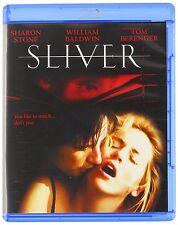 SLIVER (Sharon Stone, William Baldwin) -  Blu Ray - Sealed Region free for UK