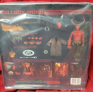 Mezco One:12 Collective PX HELLBOY 2019 ANUNG UN RAMA EDITION Action Figure NEW