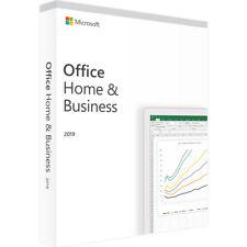 Microsoft Office 2019 Home and Business - ORIGINAL - 1 PC - DIREKT LIEFERUNG