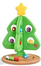 Step2 My First Christmas Tree NEW UNOPENED! Top Holiday Toy For Infants/Toddlers