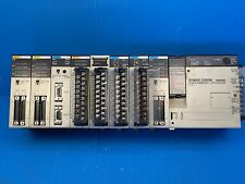 Omron Sysmac C200H MR831,ID215,OD215,ASC02,ID212,TS001,DA001, MD501Modules PLC