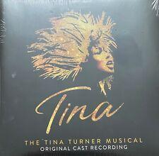NEW TINA - THE TINA TURNER MUSICAL Gold Vinyl 2-LP 791558460117