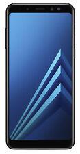 Samsung Galaxy A8 (2018) SM-A530F - 32GB - Midnight Black (Ohne Simlock) (Dual SIM)