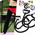 Latex Resistance Bands For Fitness Exercise Yoga Pilates Abs Tube Workout Gym