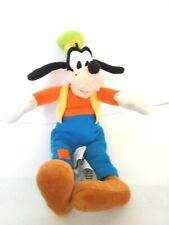 "Disney Goofy Dog Authentic Bean Bag Disney Store Doll 11"""