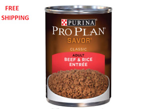 Purina Pro Plan High Protein, Adult Wet (12)13 oz. Cans Variety Pack Pate