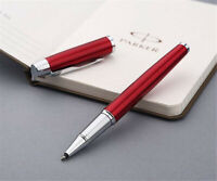Perfect Parker IM Series Red Color Silver Clip 0.5mm Fine Rollerball Pen