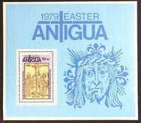 AT064 ANTIGUA 1979 Easter, Painting, Durer S/S Mint NH