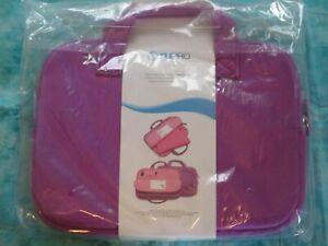 NuPro Zipper Sleeve Case Fire 7 Kindle & Fire HD 8 Kids Ed Tablet Purple/Pink