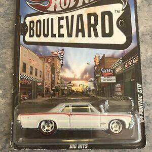 HOT WHEELS OULEVARD  '64 PONTIAC GTO