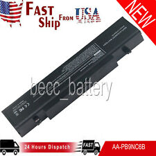 6 cells Battery for Samsung NP300V5A R505 Q210 R580 R540 AA-PB9NC6B AA-PB9NS