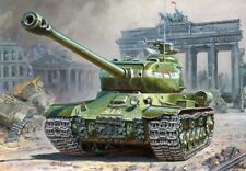 Zvezda 1/72 Soviet Heavy Tank IS-2 - snap together # 5011