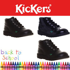 Kickers Baby Girls' Boots with Laces