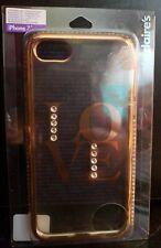 Claire's IPhone 7 Love rhinestone phone Case *brand new*
