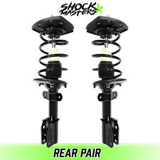 Quick Complete Struts Assembly Shocks 1998-2002 Oldsmobile Intrigue Rear Pair