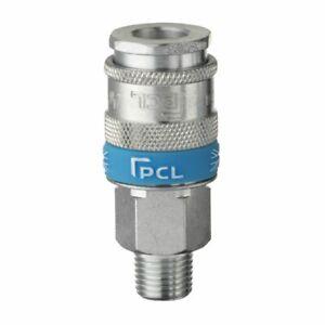 "Genuine PCL XF-Euro Coupling 1/4"" Male Thread AC71CM"
