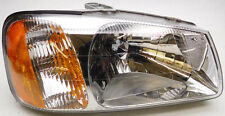OEM Hyundai Accent Right Passenger Headlight Chrome Spots
