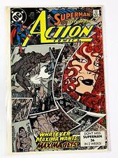 ACTION COMICS #645 DC COMICS 1989 VF