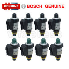 Genuine 8x 722.9 Solenoids Set Fit Mercedes Benz 7 Speed Automatic Transmission