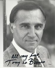 Autographed Signed 8x10 Tony Lo Bianco Actor TV & Film The French Connection