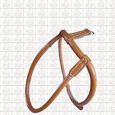 WOZA Premium Chow-Chow Hundegeschirr Vollleder Rundgenäht Handmade Harness GC754