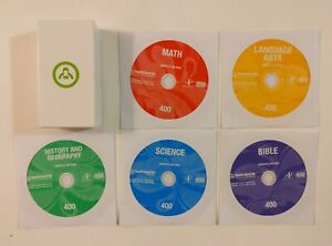 USB with installation code! Switched on Schoolhouse 4th Grade CD Set! SOS