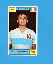 CAMPIONI SPORT 1969-70-PANINI-Figurina n.330- RONCORONI -ITALIA-PALLAVOLO-Rec