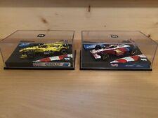 Hot Wheels 1:43 Jordan 199 H.-H. Frentzen und Williams FW21 Ralf Schumacher