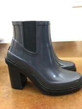 Hunter Block Heel Boot Size US6