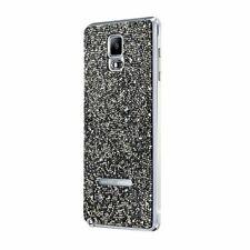 Samsung Galaxy Note 4 100% Genuine SWAROVSKI Crystal BLACK Cover Case SEALED USA