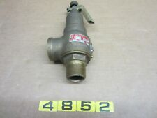 KUNKLE RELIEF VALVE FIG. 6000G 1 1/4""
