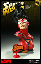 Sideshow Spider-Woman Legendary Scale Bust Exclusive NIB/Mint 2000331 Spider-Man