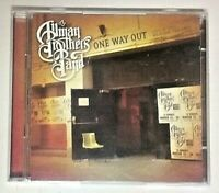 Allman Brothers Band (2CDs Playtested) One Way Out: Live At The Beacon Theatre