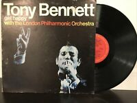 Tony Bennett  ‎– Get Happy LP 1971 Columbia AL 30953 EX/EX Promo