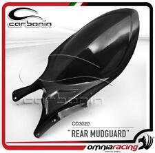 Carbonin Arrière Garde-boue carbone fibre Ducati 848 / 1098 / 1198 2007>2011