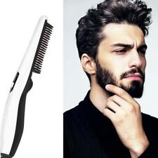 Household Use Men Electric Beard Straightener Comb 0069
