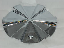 NEW GIO 869 CHROME WHEEL RIM CENTER CAP PART # 869L180 LG0601-17