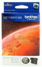 Genuine Brother LC-1100HY Black Ink Cartridge LC1100HYBK