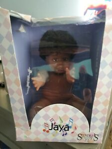 Syndee's Crafts Jaya Doll in Box # 83016 Opened Box but Never Removed